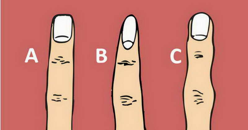 shape of your finger tells something fantastic about your personality