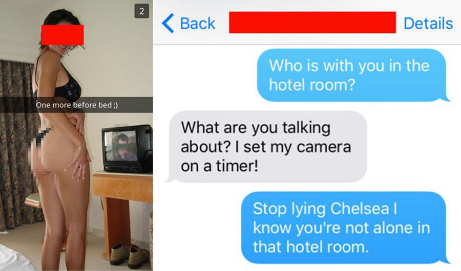 My cheating wife pics