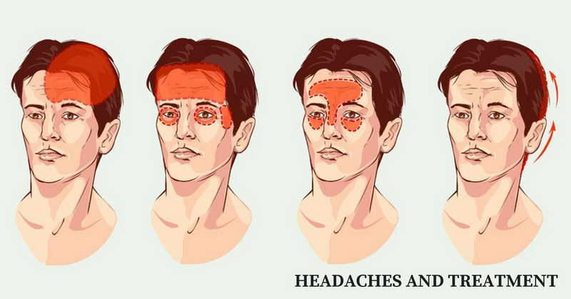 Orgasim headaches