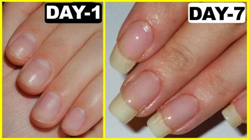 Nail Polish To Make Nails Grow